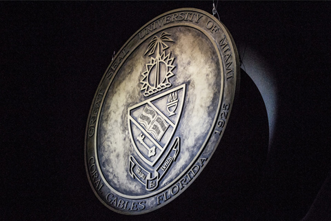 University of Miami Seal